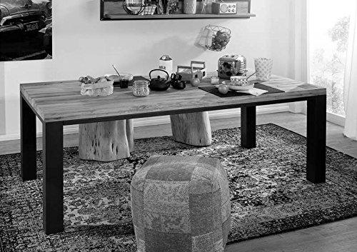 esstisch wildeiche 260x100x76 ge lt villanders 322. Black Bedroom Furniture Sets. Home Design Ideas