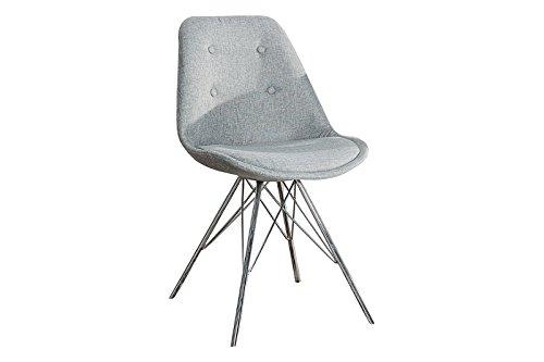 Dunord design esszimmerstuhl stuhl new stockholm grau for Dunord design stuhl verona