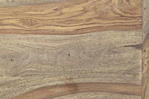 Sheesham Massivmöbel Stuhl Palisander Holz massiv Nature Grey #120
