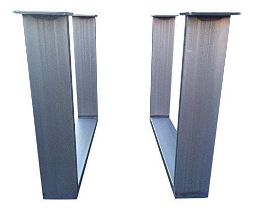 Tischuntergestell für Couchtisch Rohstahl Tischgestell Couchtischgestell CUG 306