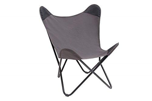 Dunord design sessel stuhl texas grau leinen loungesessel for Dunord design stuhl verona