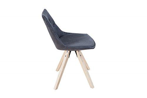 Dunord design stuhl esszimmerstuhl 4er set london for Dunord design stuhl verona