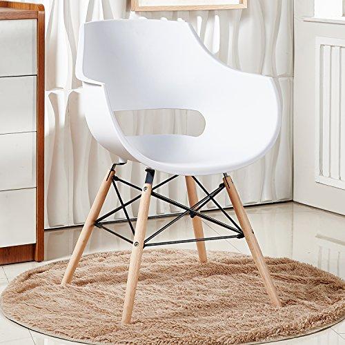 retro inspiriert daw eames esszimmerstuhl 39 eiffel 39 lounge. Black Bedroom Furniture Sets. Home Design Ideas