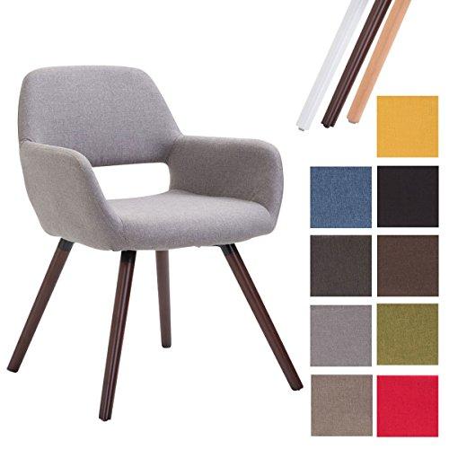 clp esszimmerstuhl bobby mit stoffbezug wartezimmerstuhl mit armlehnen besucherstuhl mit. Black Bedroom Furniture Sets. Home Design Ideas