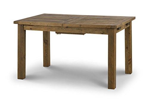 julian bowen aspen s gerau ausziehbarer esstisch holz. Black Bedroom Furniture Sets. Home Design Ideas