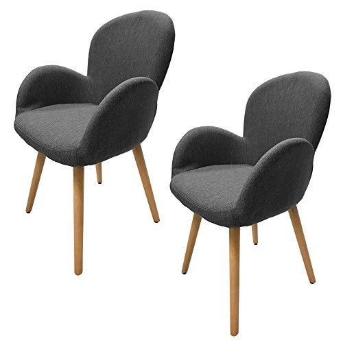 mctech 2x stuhl esszimmerst hle esszimmerstuhl. Black Bedroom Furniture Sets. Home Design Ideas