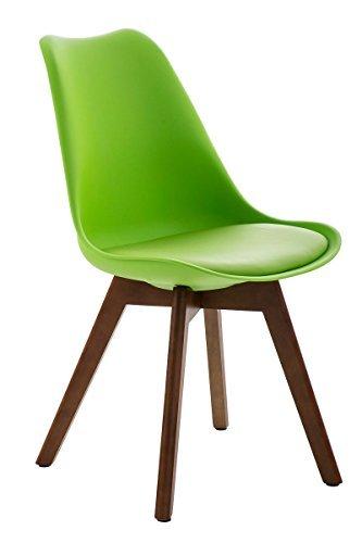 besucherstuhl borneo walnuss gr n esszimmerst. Black Bedroom Furniture Sets. Home Design Ideas