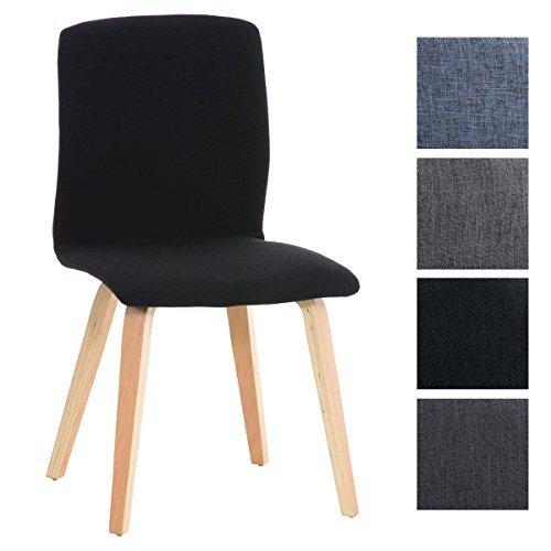 clp retro besucher stuhl granat polsterstuhl modern. Black Bedroom Furniture Sets. Home Design Ideas