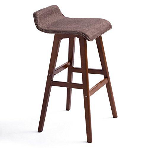 HHCS Holz Barhocker Kreative Barhocker Europäischen Barhocker Barhocker Einfache Retro Barhocker Hohe Hocker Hocker & Stühle