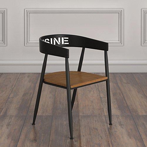 wtl barhocker retro holzst hle industrie wind restaurant. Black Bedroom Furniture Sets. Home Design Ideas