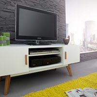 DuNord-Design-TV-Board-Lowboard-STOCKHOLM-120cm-weiss-Eiche-Retro-Design-TV-Mbel-Fernsehtisch-0