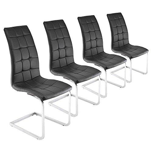 leder esszimmerst hle. Black Bedroom Furniture Sets. Home Design Ideas