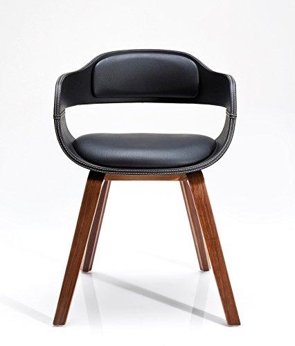Kare 78580 Stuhl mit Armlehne Costa Beech