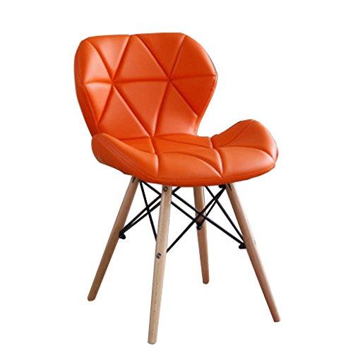 Qiangzi Strand Klappstuhl Hölzerne Stühle Kreative Einfache Süßigkeiten Farben Rückenlehne Lazy Stuhl Mode Freizeit Büro Dorm Schlafzimmer Studie Computer Stuhl