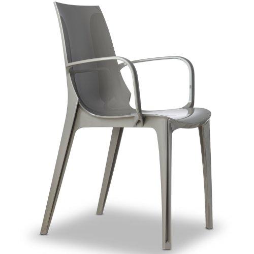 Scab Design Designer Stuhl mit Armlehnen Vanity