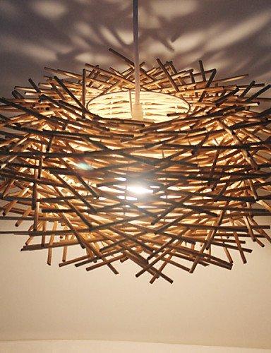 DXZMBDM® Zeitgenössisch / Traditionell-Klassisch / Rustikal/ Ländlich / Vintage / Retro / Laterne / Rustikal LED Holz/Bambus Pendelleuchten