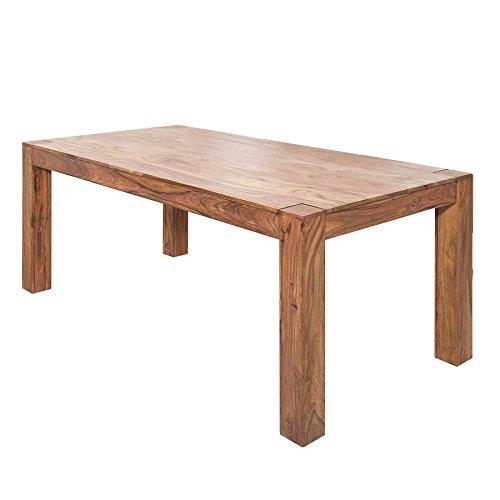 Exklusiver Massiver Sheesham Esstisch MAKASSAR 200cm Tisch