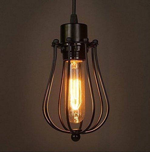 Loft Pendelleuchte Deckenleuchte Lampenschirm Moder-Art-Lampe 1X E27 LS016 X LS039