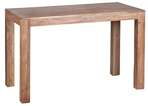 Mendler Esszimmertisch Konya, Tisch Esstisch, Akazie Massivholz, 76x120x60cm