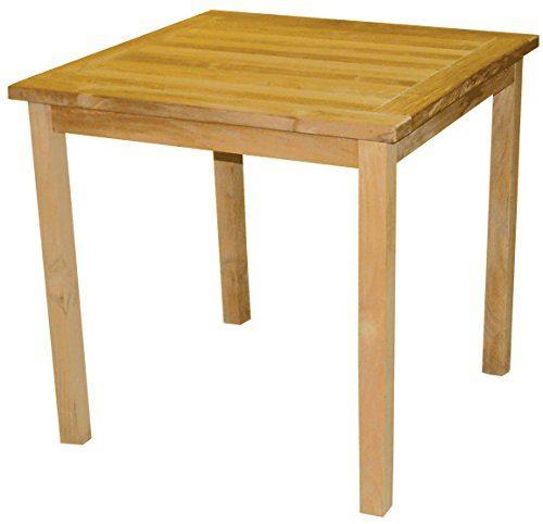 Mendler-Esszimmertisch-LD011-Gartentisch-Massivholztisch-Teakholz-75x74x72cm-0