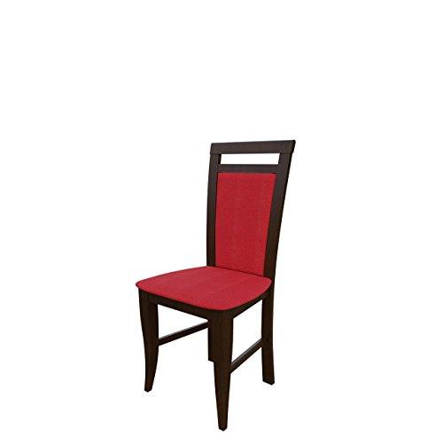 Mirjan24  Outlet ! Stühl K37 aus Buchenholz, Massivholz Esszimmerstuhl Essstuhl Küchenstuhl, Wohnzimmerstuhl