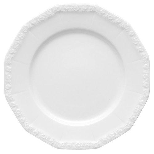 Rosenthal 10430-800001-10225 Maria Speiseteller 25 cm, weiß