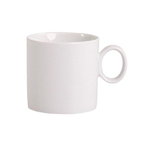 Rosenthal - Loft - Kaffee-Obertasse - Henkelbecher - Porzellan - 210 ml