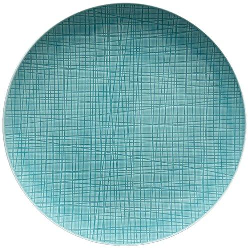 Rosenthal - Mesh Colours - Aqua - Teller flach/Essteller/Speiseteller - Ø 27 cm