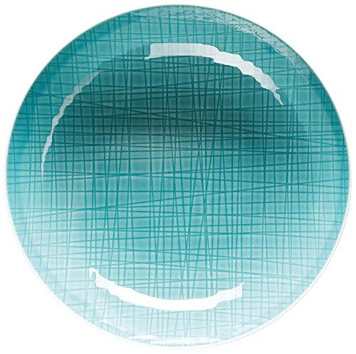 Rosenthal - Mesh Colours Aqua Teller tief - blau - türkis Ø 21 cm