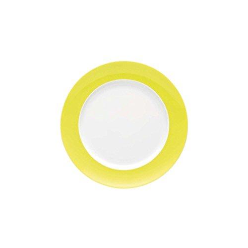 Rosenthal Thomas - Sunny Day Frühstücksteller - Kuchenteller - Lime - Gelb Ø 22 cm