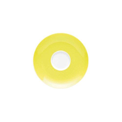 Rosenthal Thomas - Sunny Day Kaffee-/Tee-Untertasse Lime - Gelb Ø 14,5 cm