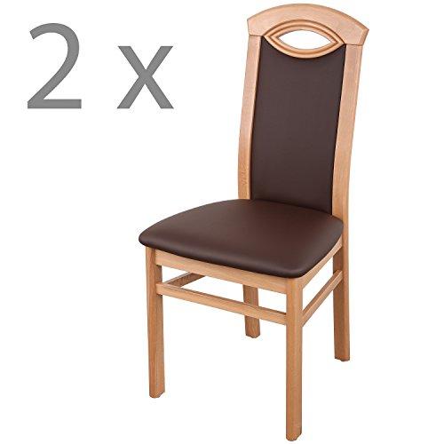 schwarzwald massivholz esszimmerstuhl st58 buche 52 x 46 x 100 cm esszimmerst. Black Bedroom Furniture Sets. Home Design Ideas