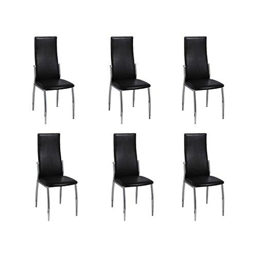 vidaXL Esszimmerstühle Essgruppe Stuhlgruppe Sitzgruppe Küchen Stuhl Stühle NEU