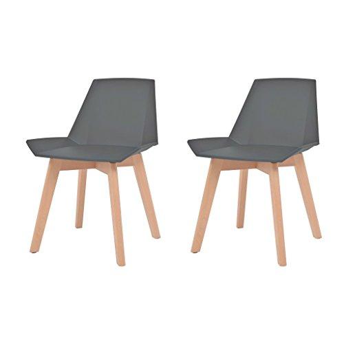vidaXL Esszimmerstühle Küchenstühle Stuhl Stühle Stuhlgruppe mehrere Auswahl