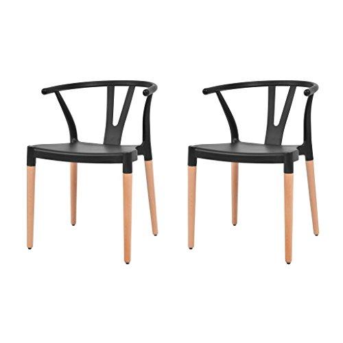vidaXL Esszimmerstühle Wohnzimmer Stuhl Stühle Küchenstühle mehrere Auswahl