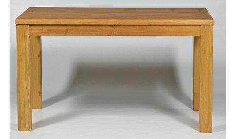 Brasilmöbel Esstisch 'Rio Classico' 140 x 80 cm, Pinie Massivholz, Farbton Honig