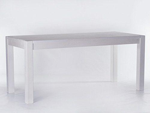 Brasilmbel-Esstisch-Rio-Kanto-140-x-80-x-78-cm-Pinie-Massivholz-Farbton-Wei-0