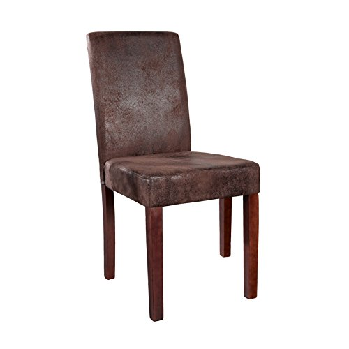 invicta interior edler esszimmerstuhl kolonialstil genua cigar braun esszimmer stuhl. Black Bedroom Furniture Sets. Home Design Ideas