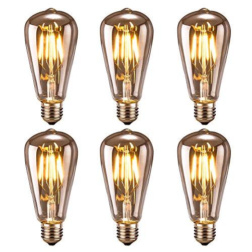 LED Lampe Oak Leaf Glühbirne